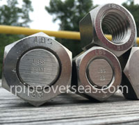 904L SS Hex Nuts Manufacturer In India