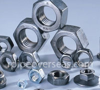 Stainless Steel 904L Hex Nuts Manufacturer In India