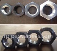 SS 904L Hex Nuts Manufacturer In India