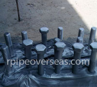 904L Stainless Steel Hex Bolt Manufacturer In India
