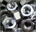 Duplex Steel UNS S31803 Hex Nuts