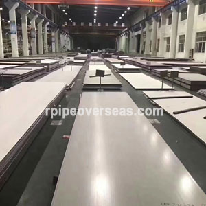 ASTM A 240 TP 202 Stainless Steel Plate