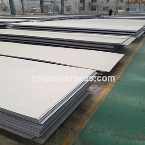 ASTM A 240 TP 316L Stainless Steel Plate